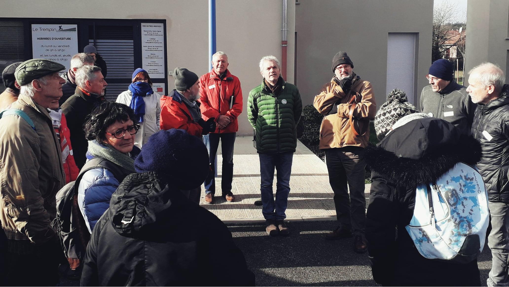 image from Randonnée citadine du 19 janvier 2020