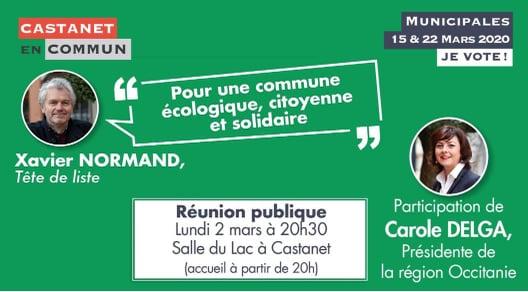 image from Réunion publique le 2 mars